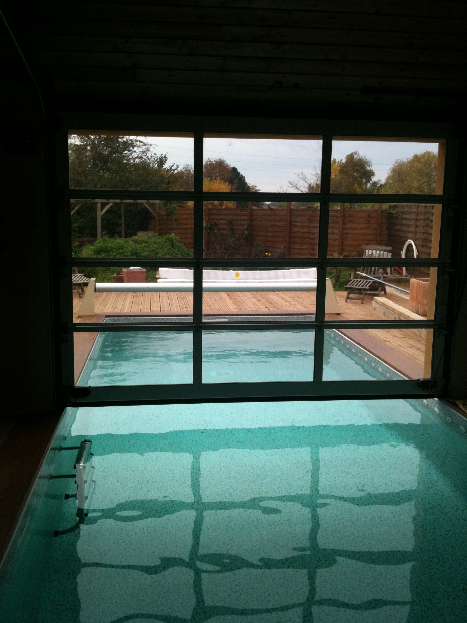 Piscines de particuliers for Interieur exterieur