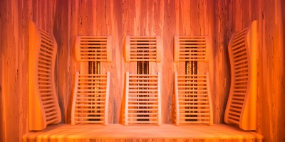Sauna infrarouge Alpha Wellness