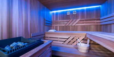 Sauna Alpha wellness